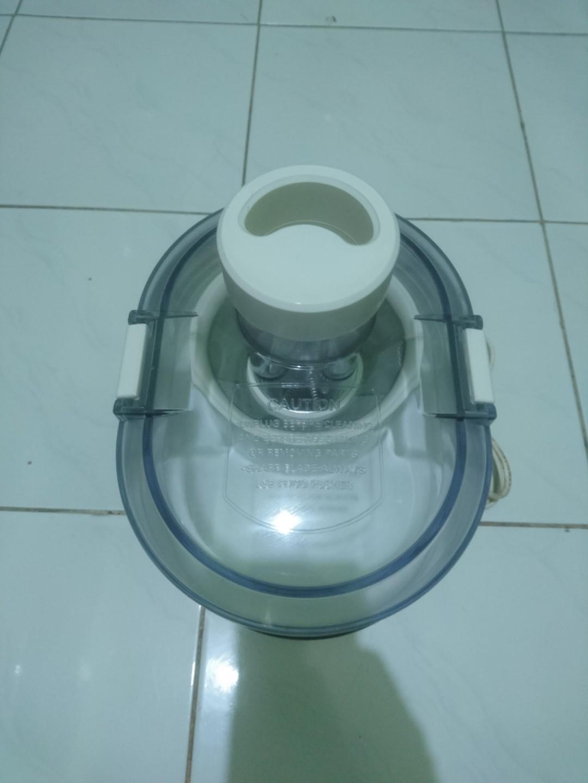 Juicer merk crown cj-302
