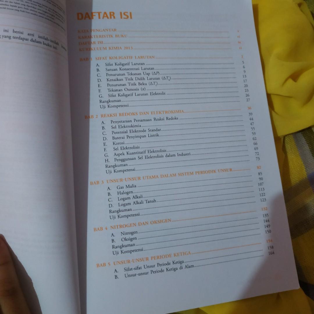 KIMIA SMA KELAS XII kutilas kurikulum 2013 Erlangga by Unggul Sudarmo