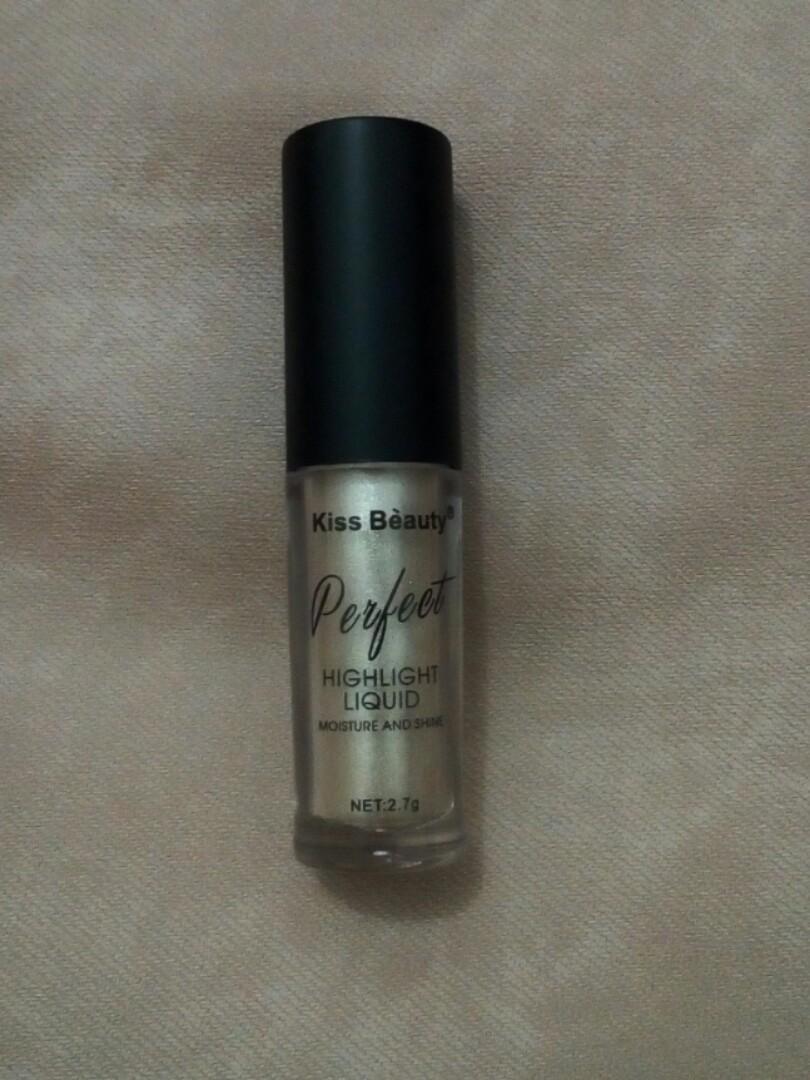 Kiss beauty liquid highlighter