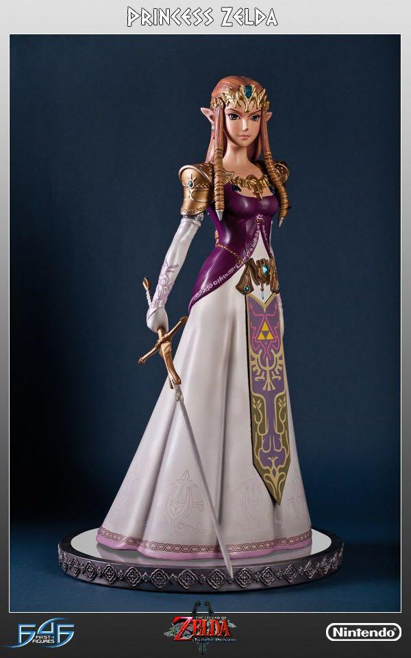 Legend of Zelda Twilight Princess First 4 Figures F4F statue