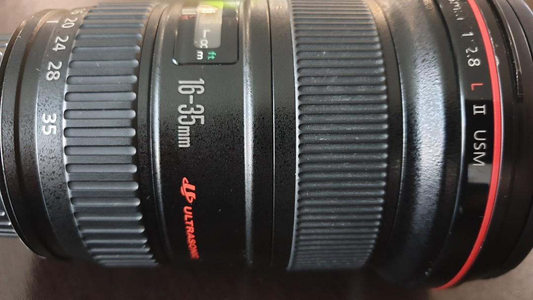 Lensa Canon EF 16-35 f/2.8 L IS Mark II USM