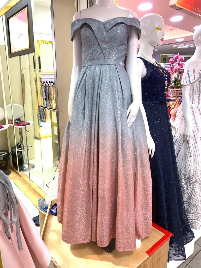 Long Dress / gaun pesta