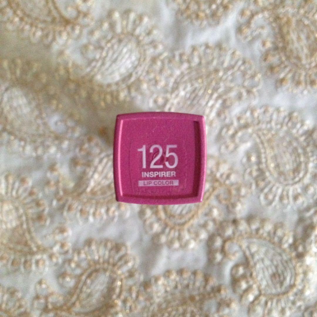 Maybelline Super Stay Matte Ink (125)