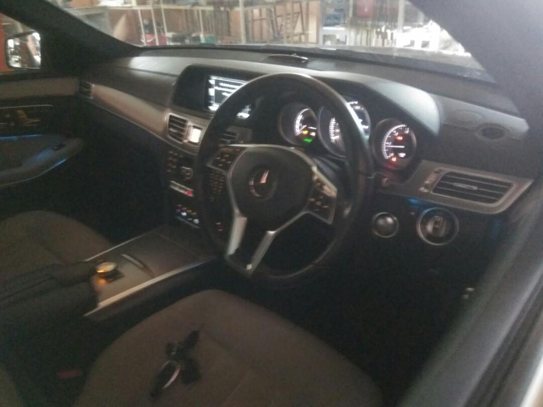 Mercedes E300 bluetec hybrid 2.2diesel turbo good technology very safe fuel