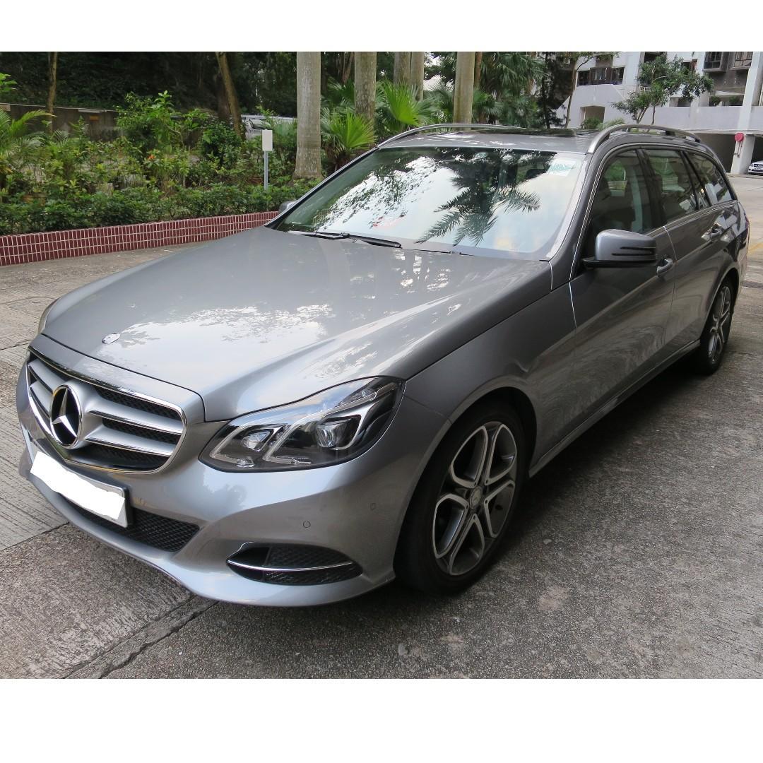 Mercedes-Benz E250 Estate Auto