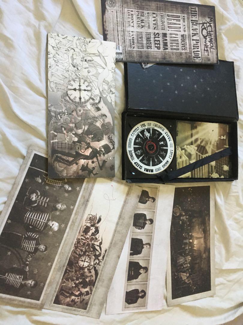 My Chemical Romance - The Black Parade Album (Limited Edition) Original