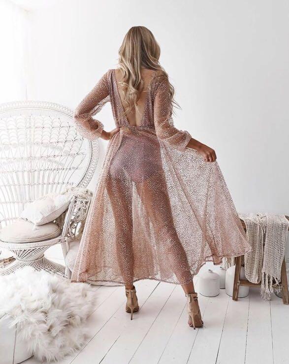 Nala Glitter Gown