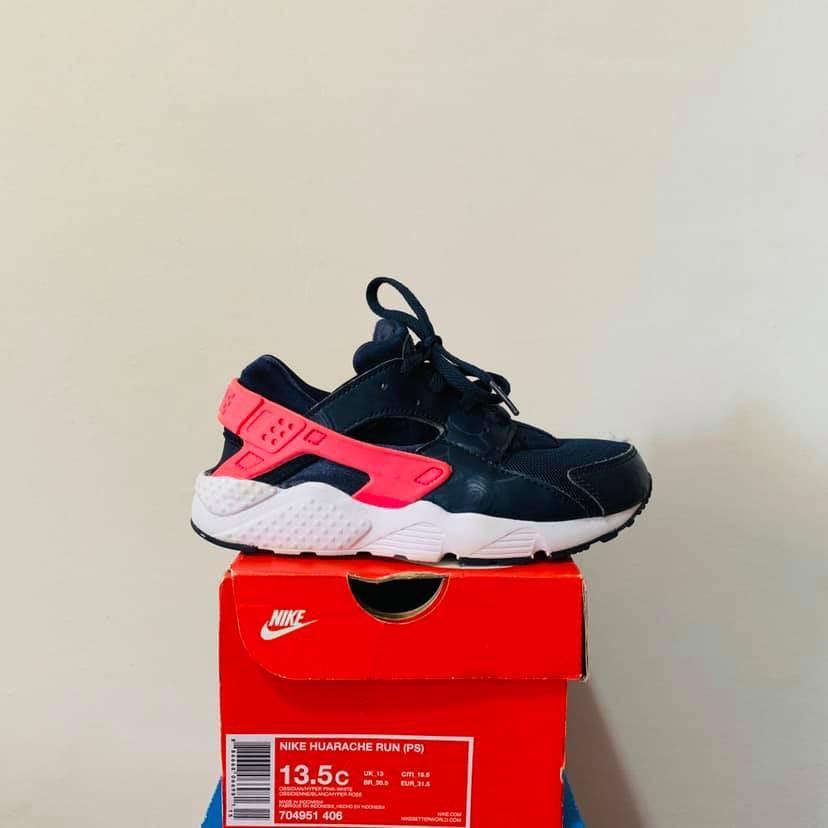 finest selection 25481 ccafa Nike Air Huarache (kids)