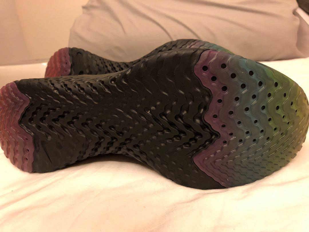 Nike Epic React Flyknit BETRUE Limited Edition