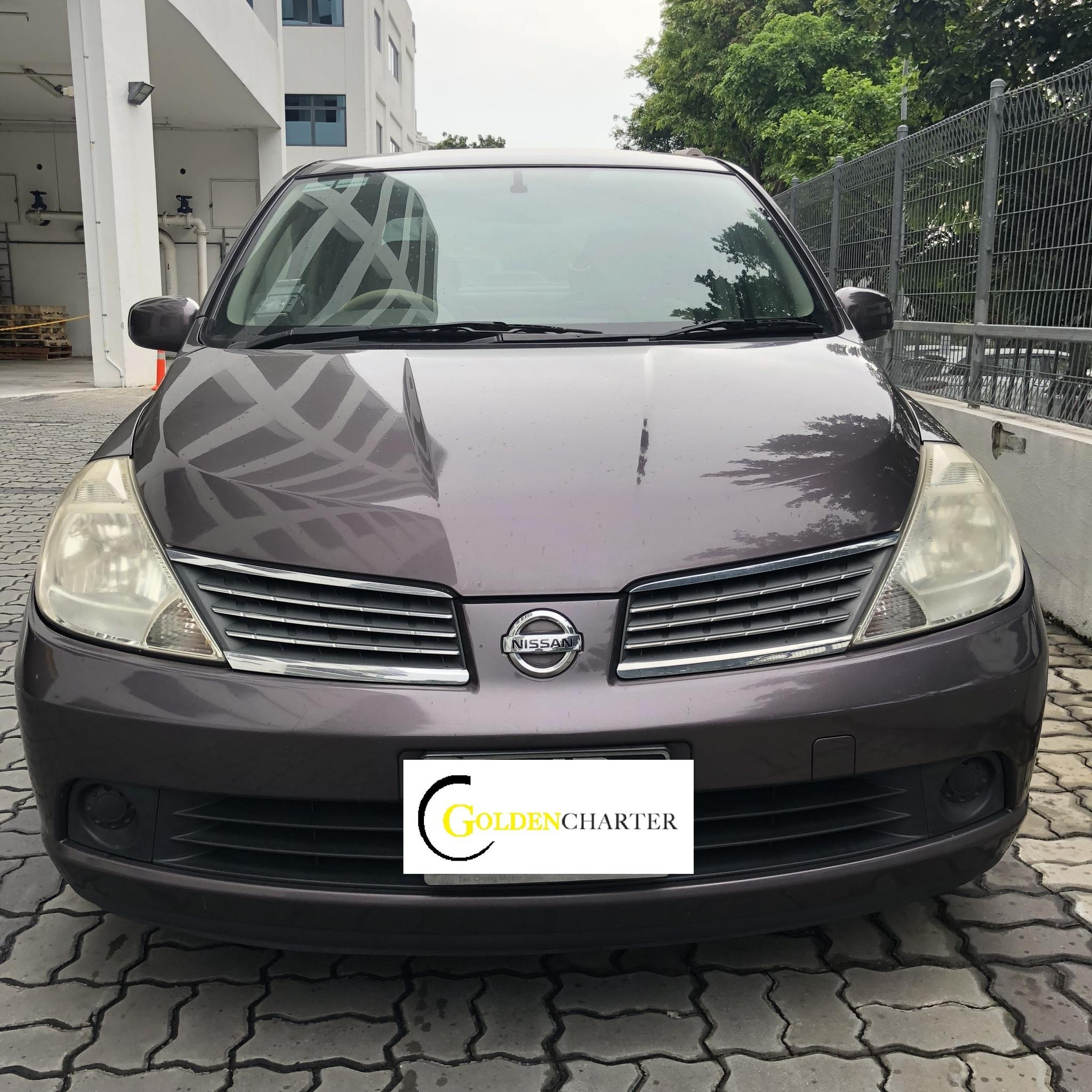 Nissan Latio $54 Toyota Vios Wish Altis Car Axio Premio Allion Camry Estima Honda Jazz Fit Stream Civic Cars Hyundai Avante Mazda 3 2 For Rent Lease To Own Grab Rental Gojek Or Personal Use Low price and Cheap Cars