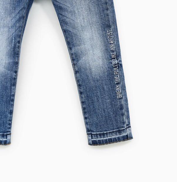NWT Zara Kids Boys Jean (Size 164)(13-14)