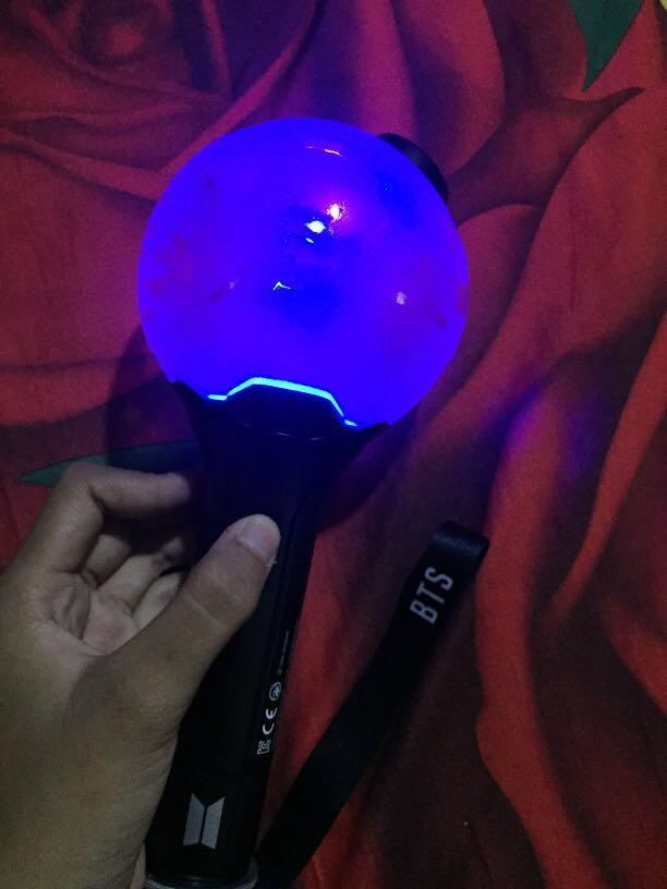 Official Army Bomb Ver.3 Lightstick