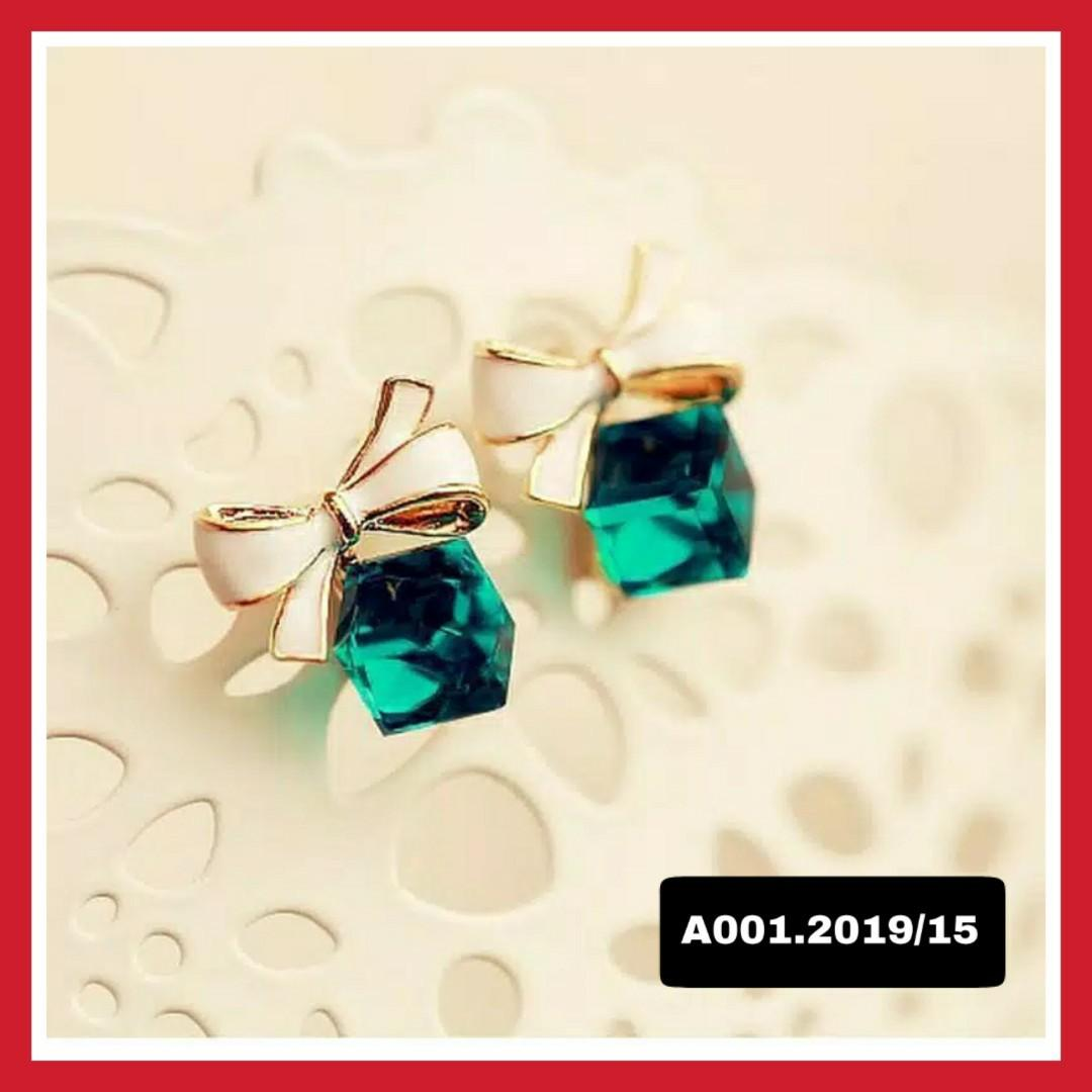 Ready Stok - Anting Pita A001.2019