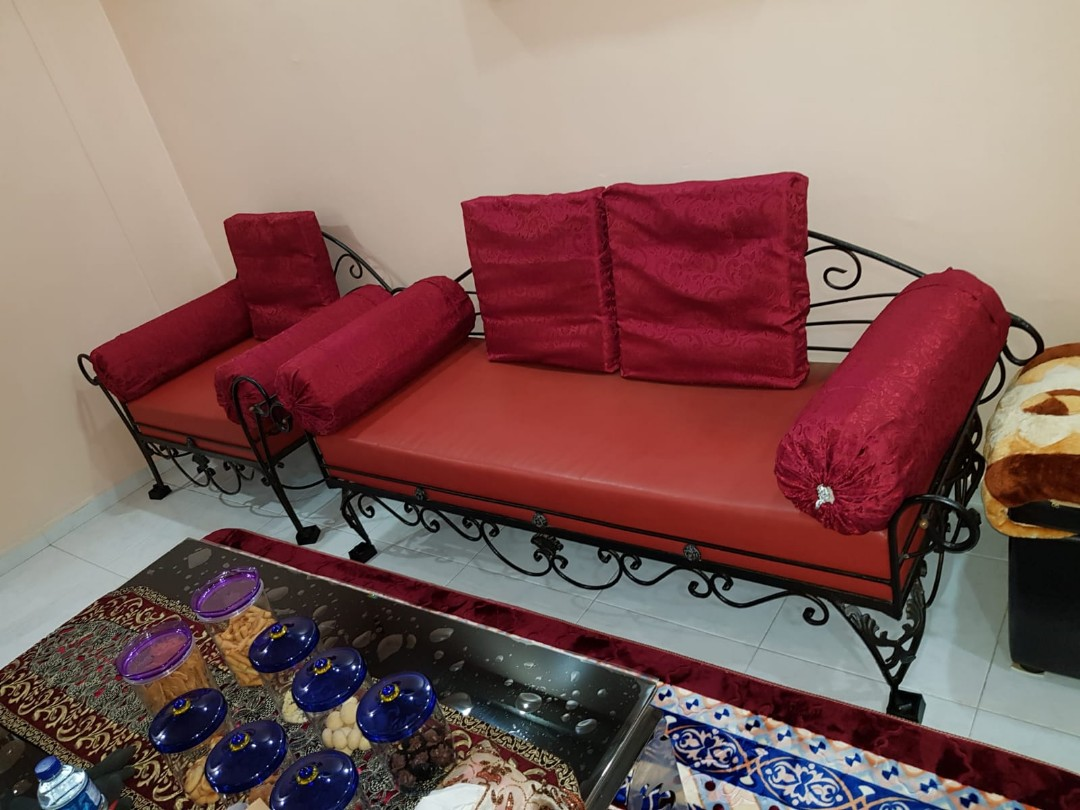 Cool Rod Iron Sofa Set Pdpeps Interior Chair Design Pdpepsorg