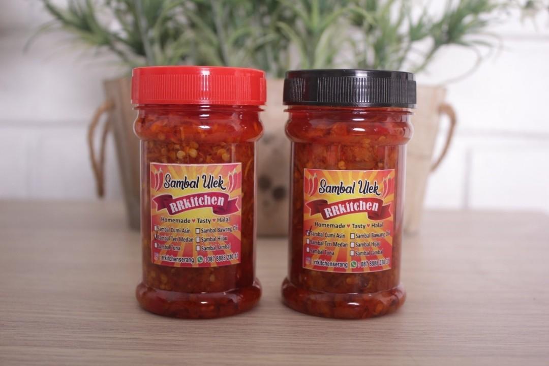 sambal homemade