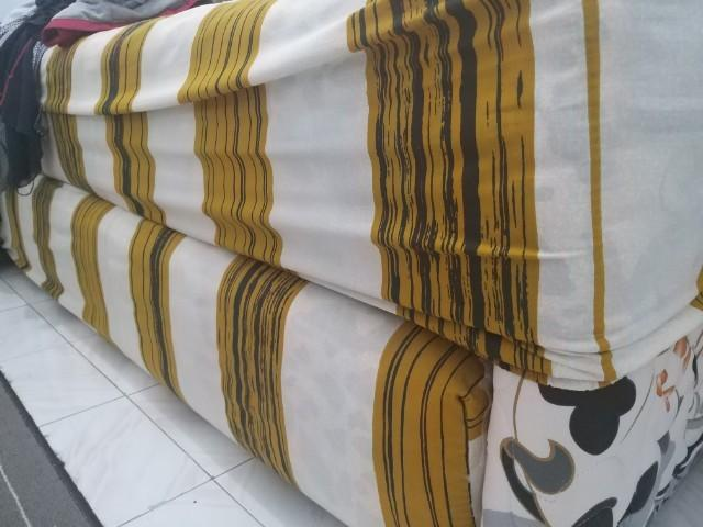 Spring bed kimberly 120x200