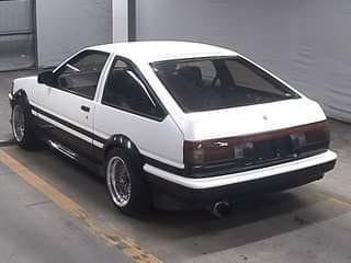 toyota spinter 1986價錢面議(另有bid車、水貨車、中港牌、租車服務、大量現貨  、古董車等)