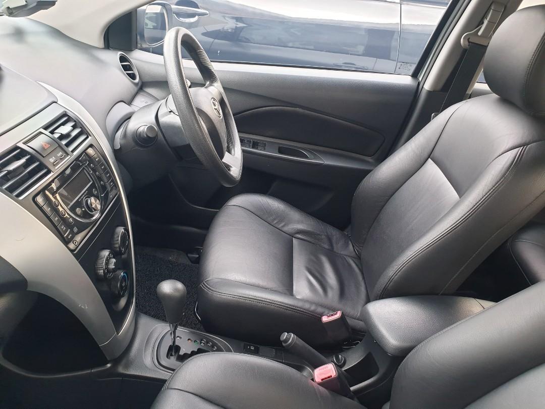 Toyota Vios for Rental