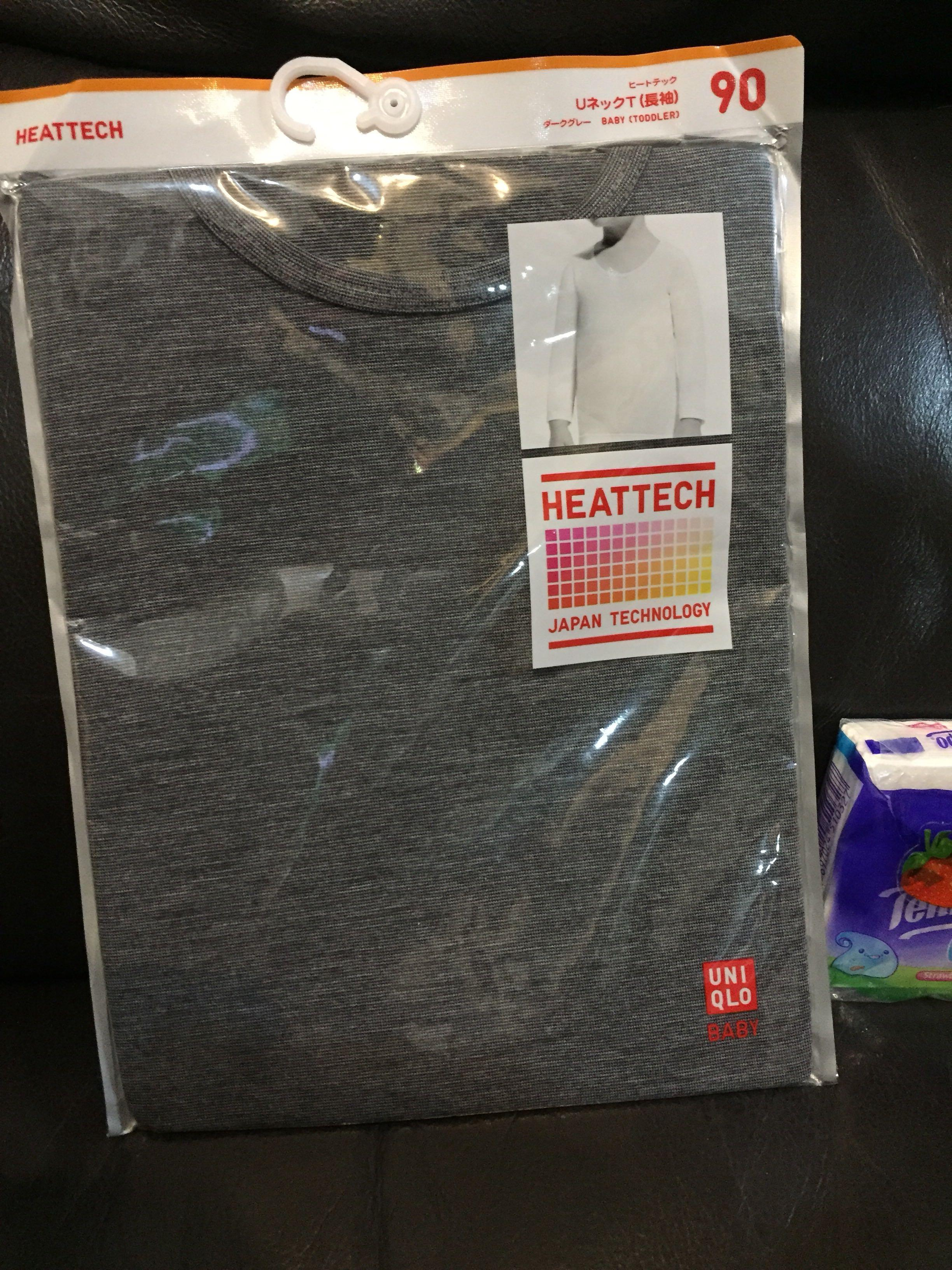 Uniqlo Heattech 90 購自日本