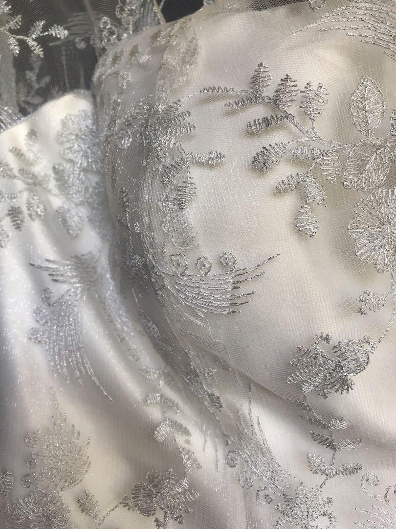 #CourasellBetter Wedding Gown
