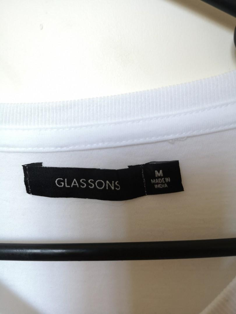 White glassons long sleeve #SwapNZ