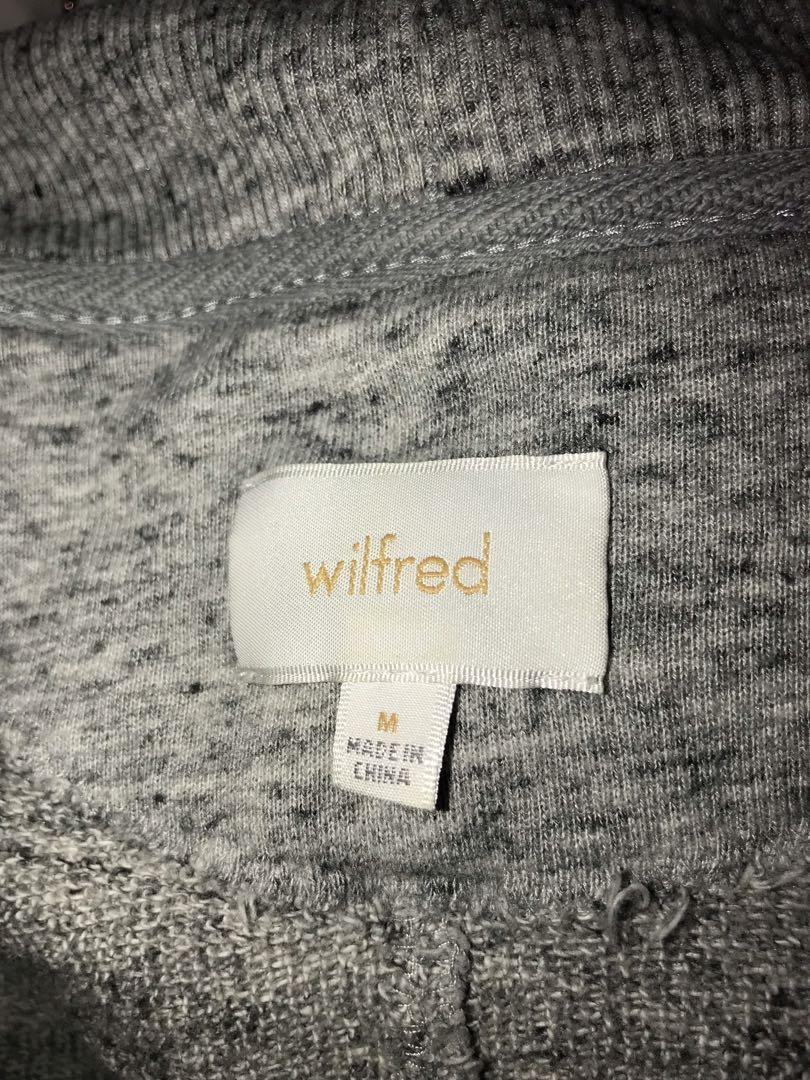 Wilfred Women's Shawl/Sweater GREY