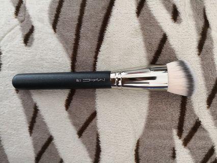 mac 170 foundation brush (EVERYONE FAV) #JuneToGo