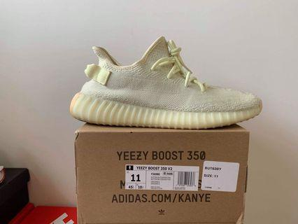Yeezy Adidas us11  boost 正品