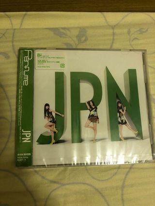 Perfume JPN 通常盤