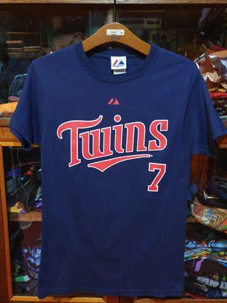 MLB PLAYERS MINNESOTA TWINS ⚾️MAUER 7⚾️ TSHIRT