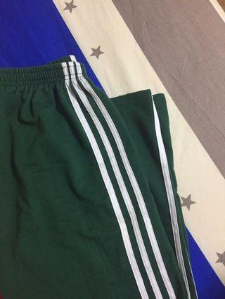 三線運動褲