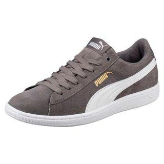 Authentic Puma grey sneakers