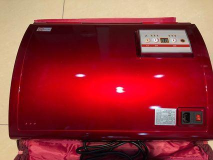 9.99成新高級紅外線光療遙控spa電熱器