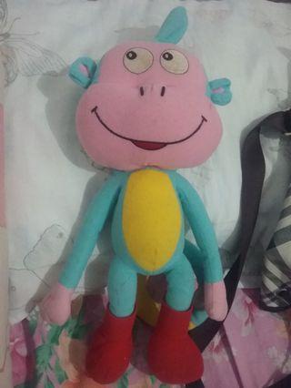 Boneka Boots Monyet Dora