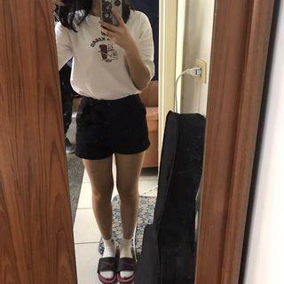 夏天熱門黑短褲!