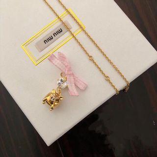 Mini Miu necklace