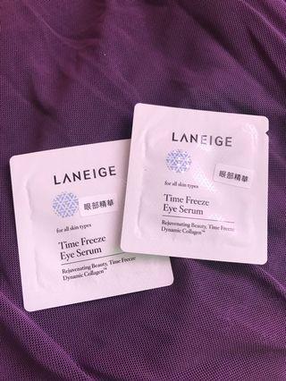 Laneige 眼部精華x2 (包郵)