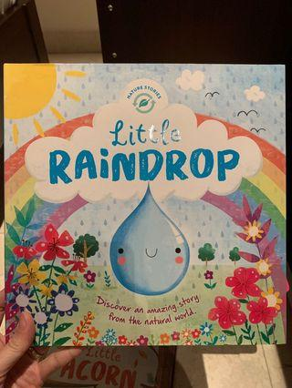 Nature Stories - Little Raindrop