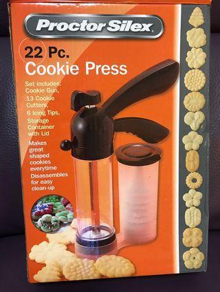 Cookie Press 曲奇壓花模