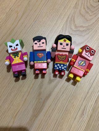 DC Comics by McDonald