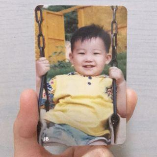 GOT7 JJ PROJECT VERSE 2 JB BABY PC (OFFICIAL)