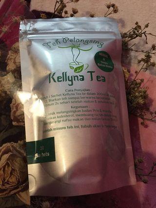 TEH DIET herbal kellyna tea
