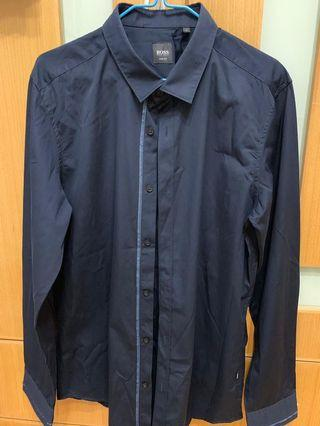 Hugo boss new size L shirt 100% new 100% authentic
