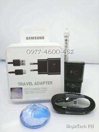 """Samsung type-c charger set for all type-c unit """"Fast Charger"""""""