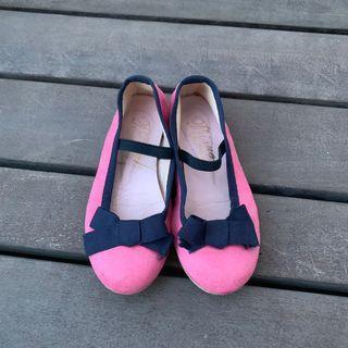 (PL) Spanish  Kids Flat Shoes