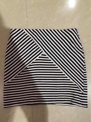 Rok Mini Stripes Knit