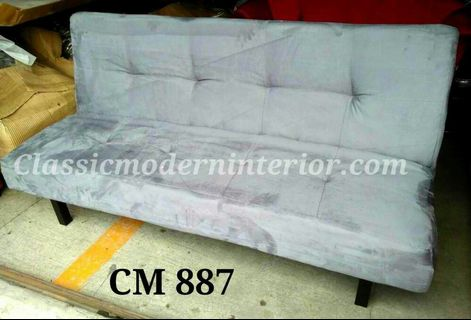 Remarkable Sofa Bed Single K Wave Carousell Philippines Caraccident5 Cool Chair Designs And Ideas Caraccident5Info