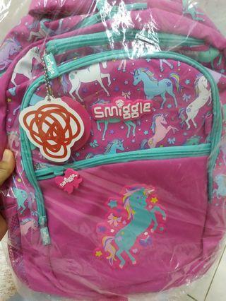 Sminggle Deja Vu Backpack Pink