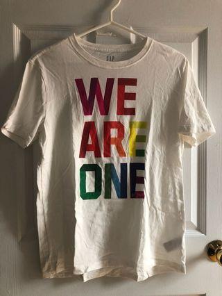 Gap 2018 Pride Shirt