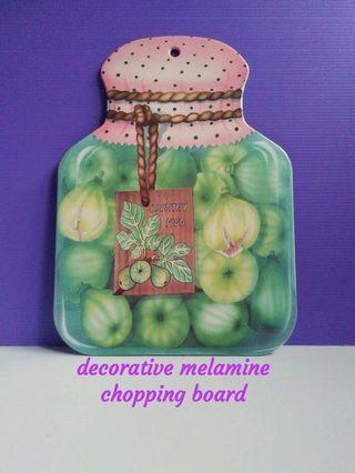 🚚 Decorative Chopping Board